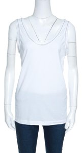 Brunello Cucinelli Cotton Top White
