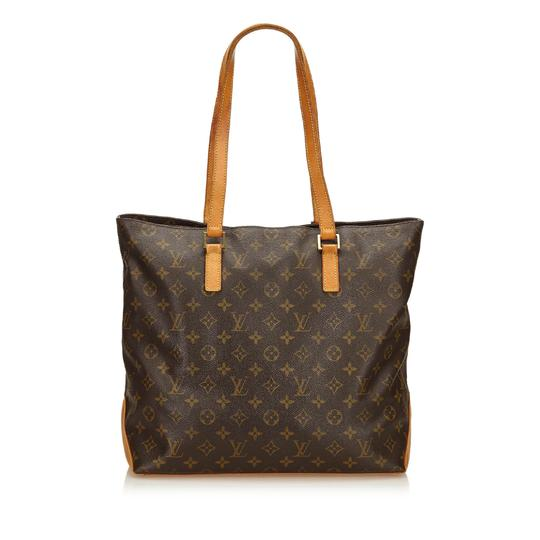 Preload https://img-static.tradesy.com/item/25351528/louis-vuitton-cabas-monogram-mezzo-france-brown-coated-canvas-leather-tote-0-0-540-540.jpg