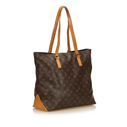 Louis Vuitton 8glvsh089 Vintage Tote in Brown Image 1