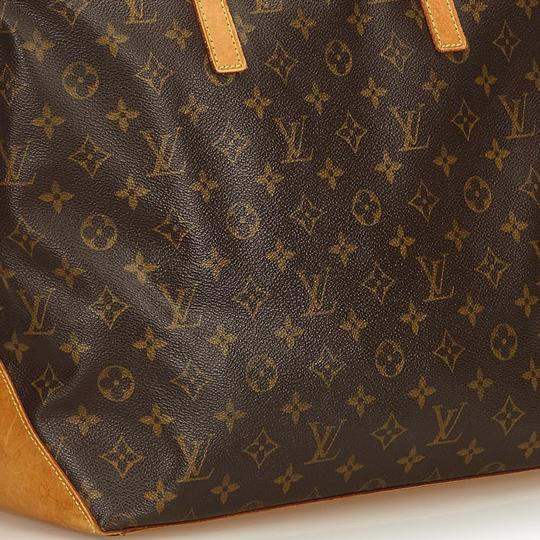 Louis Vuitton 8glvsh089 Vintage Tote in Brown Image 10