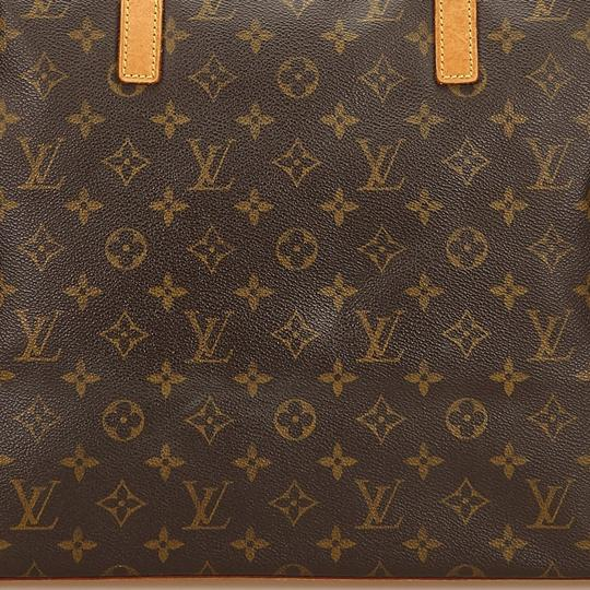 Louis Vuitton 8glvsh089 Vintage Tote in Brown Image 11