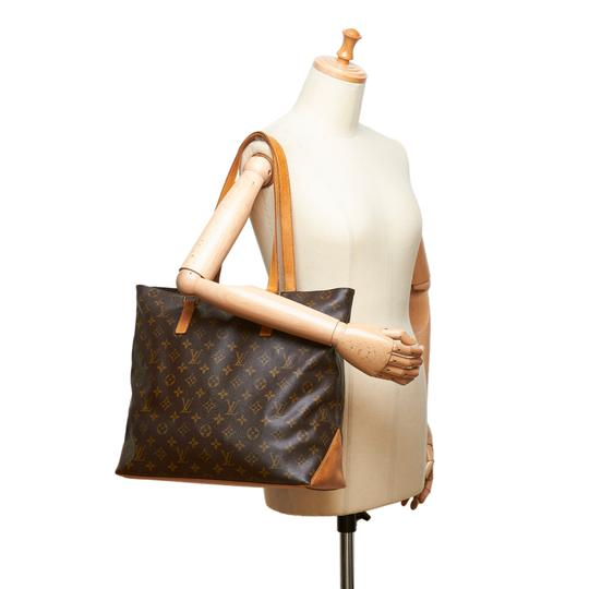 Louis Vuitton 8glvsh089 Vintage Tote in Brown Image 8
