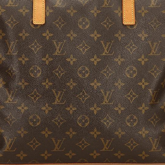 Louis Vuitton 8glvsh089 Vintage Tote in Brown Image 9