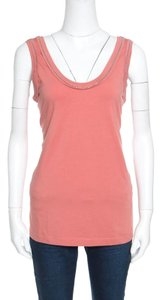 Brunello Cucinelli Cotton Top Pink