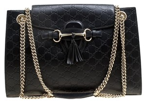 e75a235a3c9 Gucci Emily Shoulder Bags - Up to 70% off at Tradesy