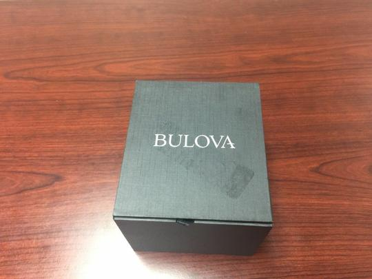 Bulova Bulova Women's Diamond Quartz Gold Tone Mother of Pearl Dial 97P118 Image 2
