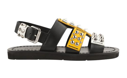 Preload https://img-static.tradesy.com/item/25352934/prada-black-studded-strap-sandals-size-eu-385-approx-us-85-regular-m-b-0-1-540-540.jpg