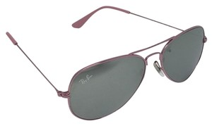 fd5aafe2bf73 Ray-Ban Silver Gray Gradient Aviator Rb 3267 003/8g 64mm Sunglasses ...