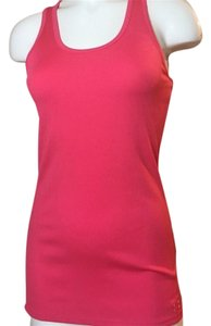 Under Armour UnderArmour neon pink tank top women's small