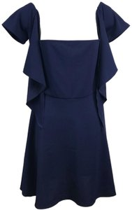 NSR short dress Blue on Tradesy