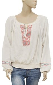 Hollister Top Ivory