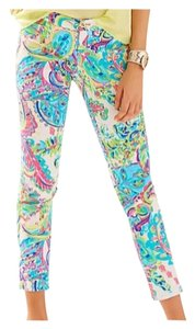 Lilly Pulitzer Capri/Cropped Pants Toucan Play