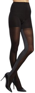 Spanx SPANX Heathered Contrast Tight-End Tights Women's Size B