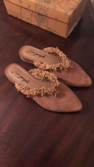 Free People taupe Mules Image 1