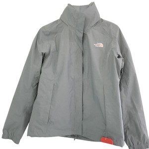 The North Face Windproof Waterproof Athleisure Outdoors Mid Grey Gray Jacket