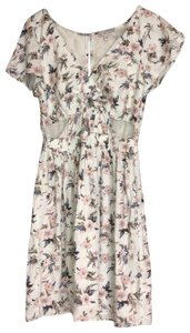 20a1edd4870dc American Eagle Outfitters short dress white, Blue, Purple on Tradesy