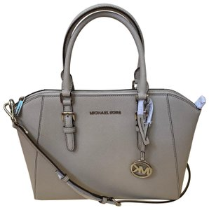 275b6b947293 Michael Kors Coach Reversible Tote Tote Satchel in Grey ( Cement )