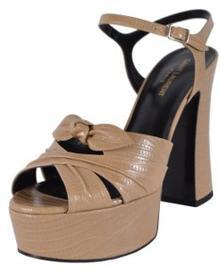 b68029f49b2 Saint Laurent Candy Platforms - Up to 70% off at Tradesy