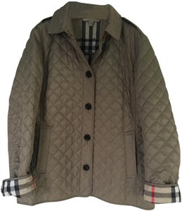 Burberry Khaki trench Jacket