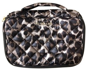 MZ Wallace Satchel in Leopard Print