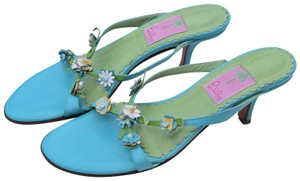 Lilly Pulitzer light blue Sandals