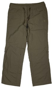 The North Face Nylon Trouser/Wide Leg Jeans