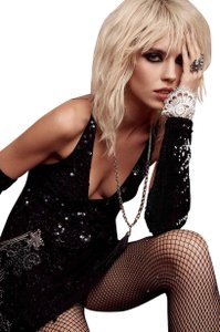 Love, Courtney Nasty Gal Love Courtney the show must go on sequin gloves