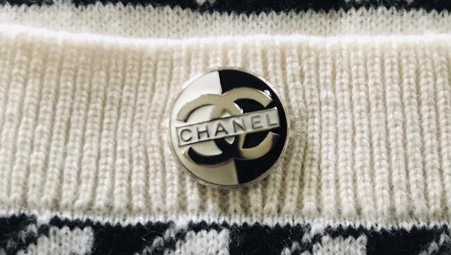 Chanel short dress white and blue on Tradesy Image 2