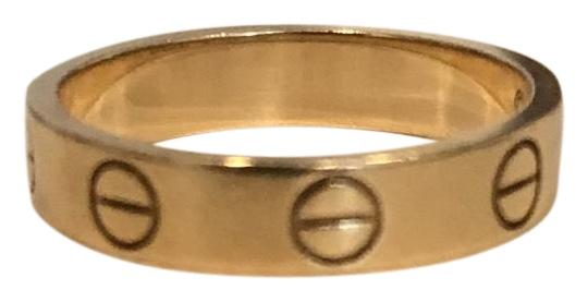 Cartier Love Ring Image 0