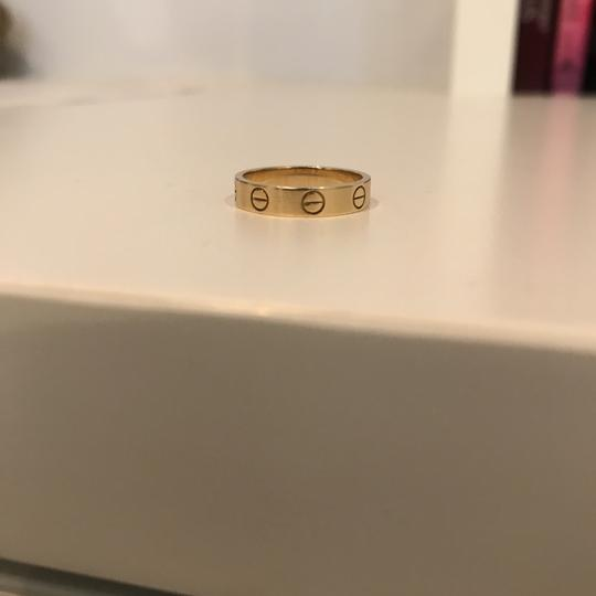 Cartier Love Ring Image 1
