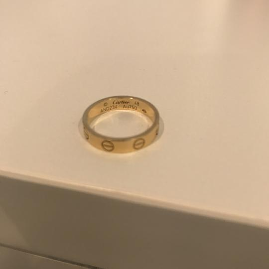 Cartier Love Ring Image 2