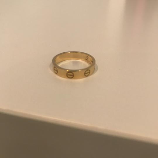 Cartier Love Ring Image 3