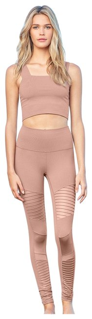 Item - Pink Yoga High Waist Moto New with Tags Activewear Bottoms Size 2 (XS, 26)