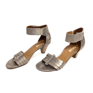 Paul Green Gunmetal Sandals