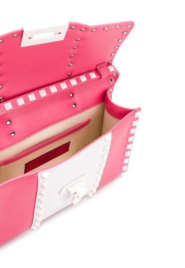 Valentino Rockstud Leather Studded Shoulder Bag Image 2