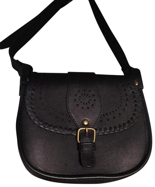 Item - Shoulder Purse Navy Cross Body Bag