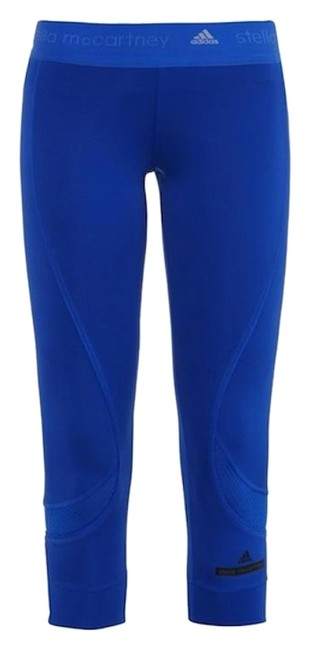 Item - Blue Flight Crop Small Activewear Bottoms Size 6 (S, 28)
