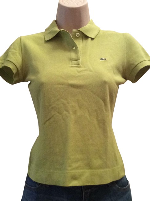 Preload https://img-static.tradesy.com/item/25365073/lacoste-mint-green-polo-tee-shirt-size-os-one-size-0-1-650-650.jpg