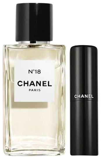 Preload https://img-static.tradesy.com/item/25365609/chanel-eau-de-perfume-no-18-sold-out-cc-les-exclusifs-collection-atomizer-30ml-1oz-fragrance-0-1-540-540.jpg