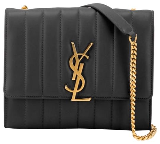 Preload https://img-static.tradesy.com/item/25365715/saint-laurent-vicky-mini-monogram-quilted-clutch-black-cross-body-bag-0-2-540-540.jpg