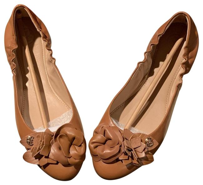 Item - Tan New Blossom Ballet In Perfect - Style 32458 - Flats Size US 8 Regular (M, B)