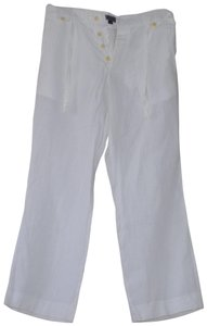 Reiss Straight Pants white