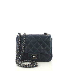 c41ba9fca535 Blue Chanel Bags - 70% - 90% off at Tradesy (Page 4)