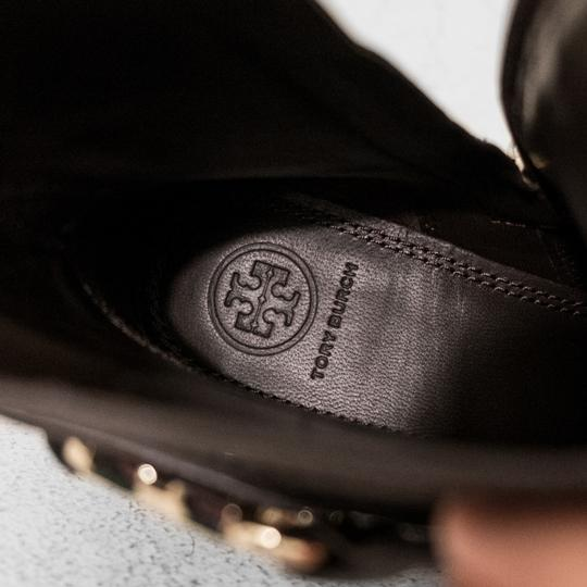 Tory Burch Gray Boots Image 6