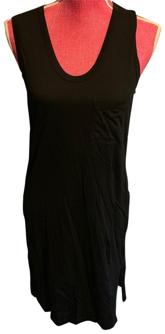 Preload https://img-static.tradesy.com/item/25366872/jcrew-black-pocket-sleeveless-mid-length-short-casual-dress-size-2-xs-0-1-650-650.jpg