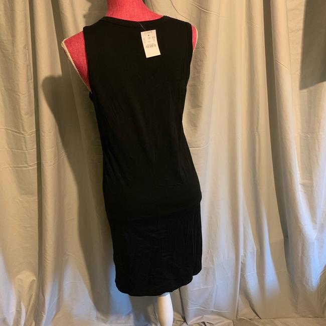J.Crew short dress Black on Tradesy Image 3