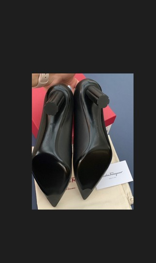 Salvatore Ferragamo black Pumps Image 7