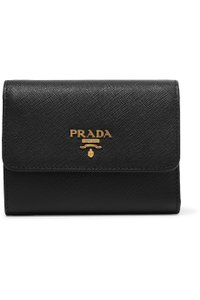 Prada Brand New - Prada Small Leather Wallet