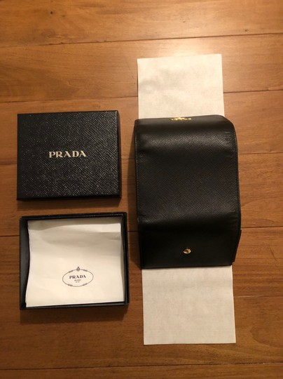 Prada Brand New - Prada Small Leather Wallet Image 7