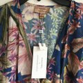Anthropologie short dress Blue Floral on Tradesy Image 6